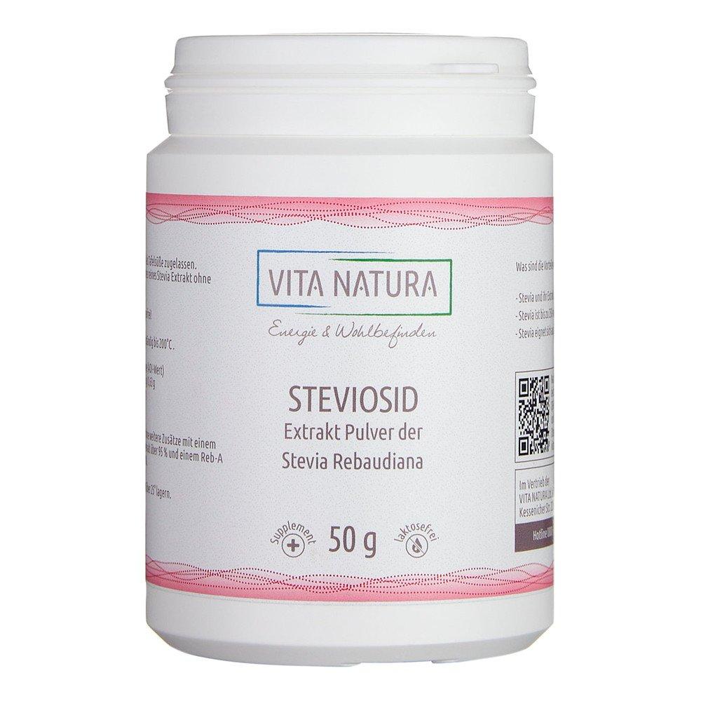 Vita Natura GmbH & Co. KG Steviosid Stevia Extrakt Pulver 50 g 08811293