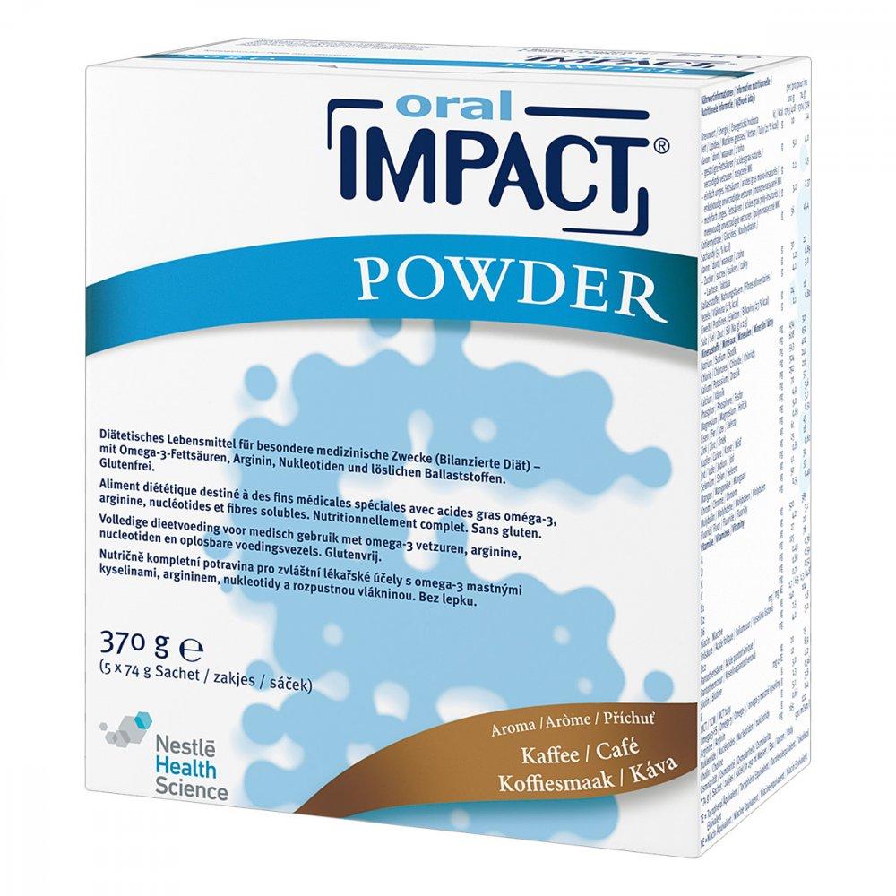 Nestle Health Science (Deutschla Oral Impact Kaffee Beutel 1X5 stk 08811896