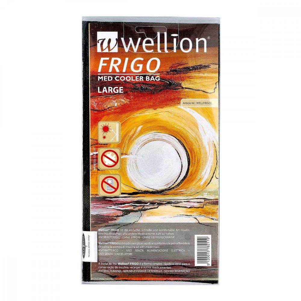 Med Trust GmbH Wellion Frigo L med cooler bag 1 stk 08812631