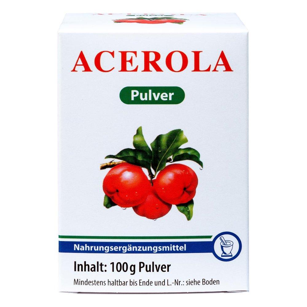 Pharma Peter GmbH Acerola Pulver 100 g 08815434
