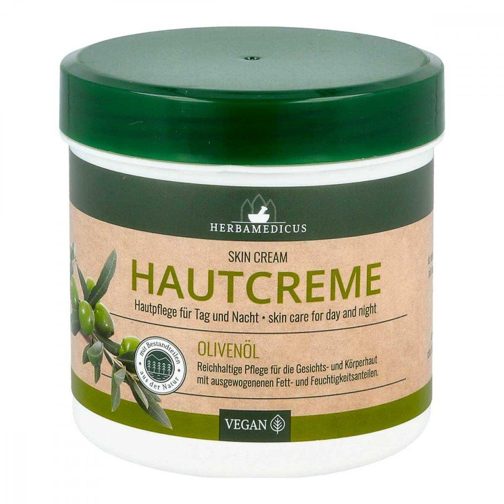 Axisis GmbH Olivenöl Hautcreme Herbamedicus 250 ml 08846601