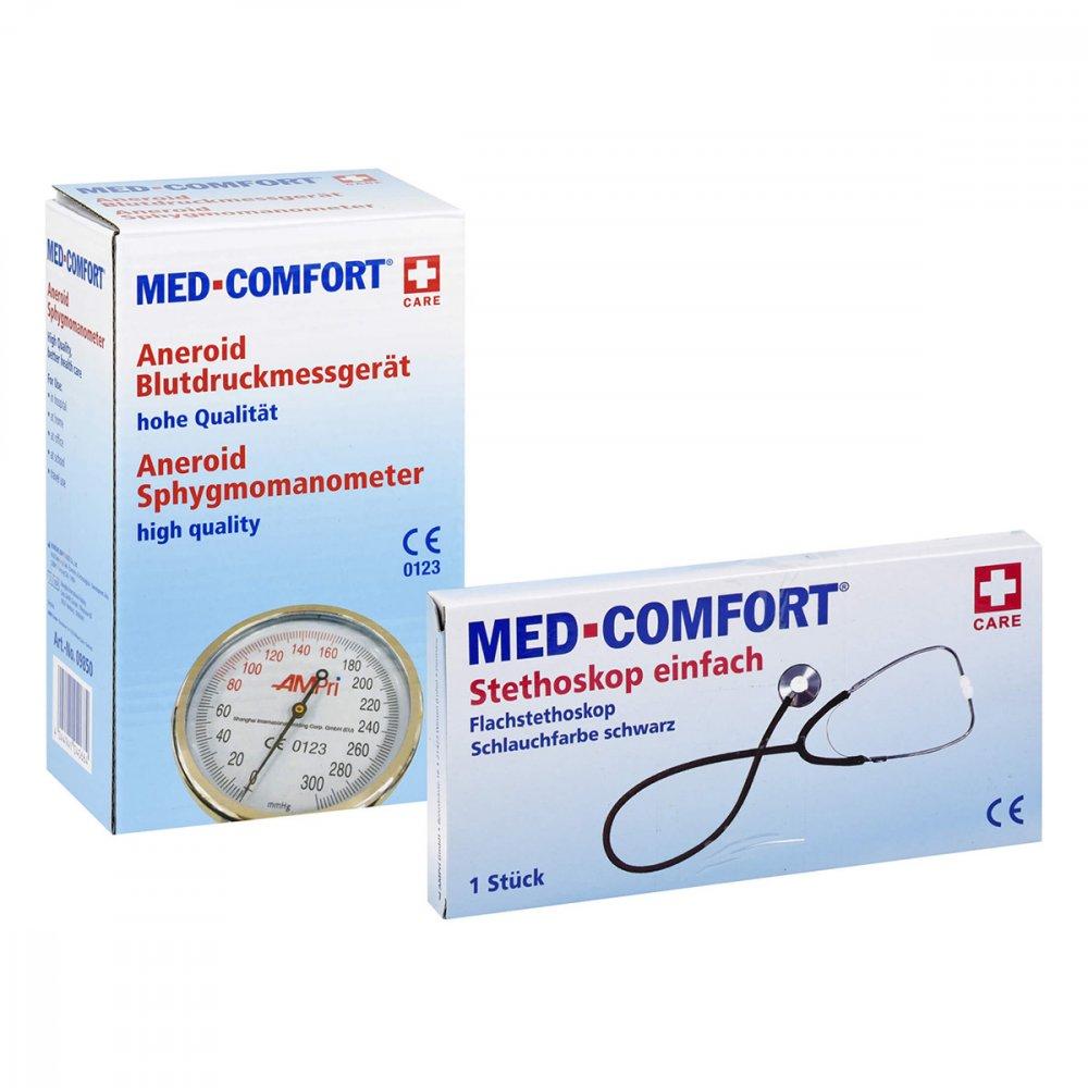 Anhalt GmbH Ampri Blutdruckmessgerät + Stethoskop 1 stk 08848379