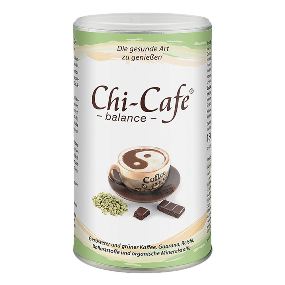 Dr.Jacobs Medical GmbH Chi-Cafe balance Kaffee Pulver 180 g 08885765