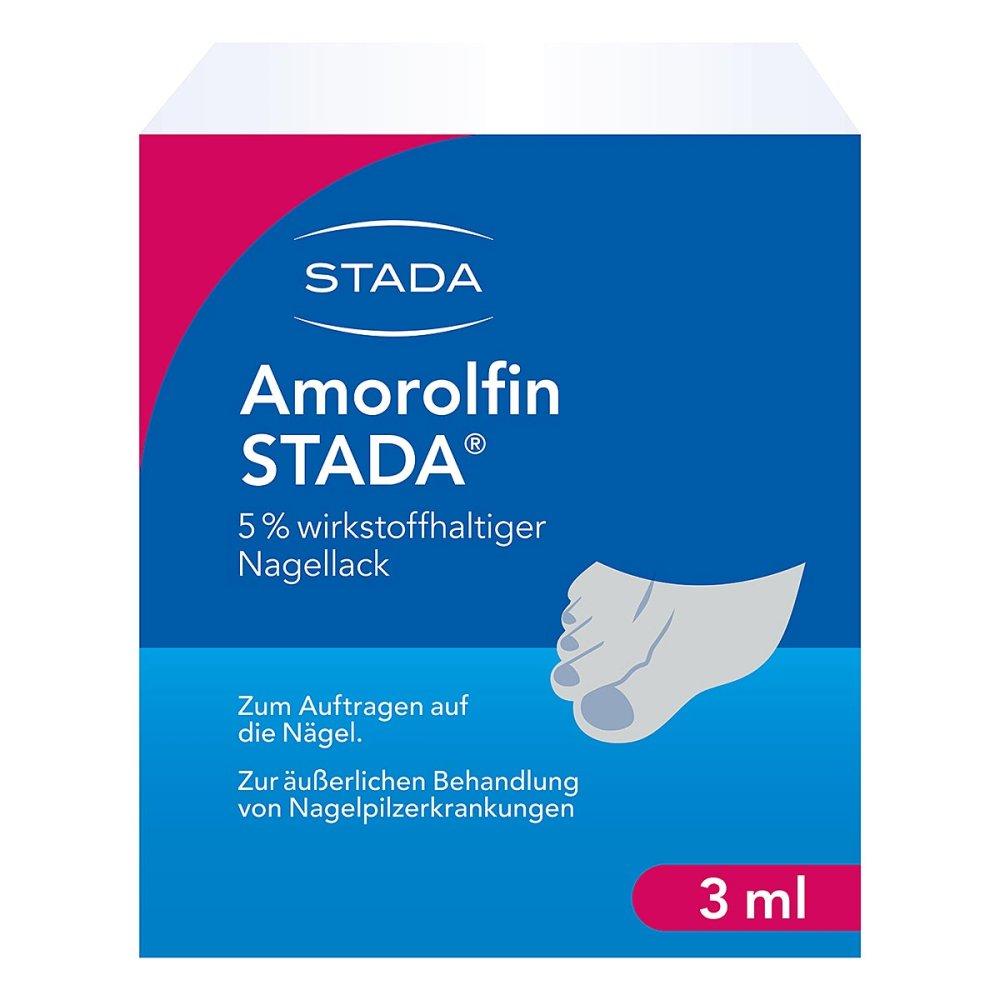 STADA GmbH Amorolfin STADA 5% 3 ml 09098182