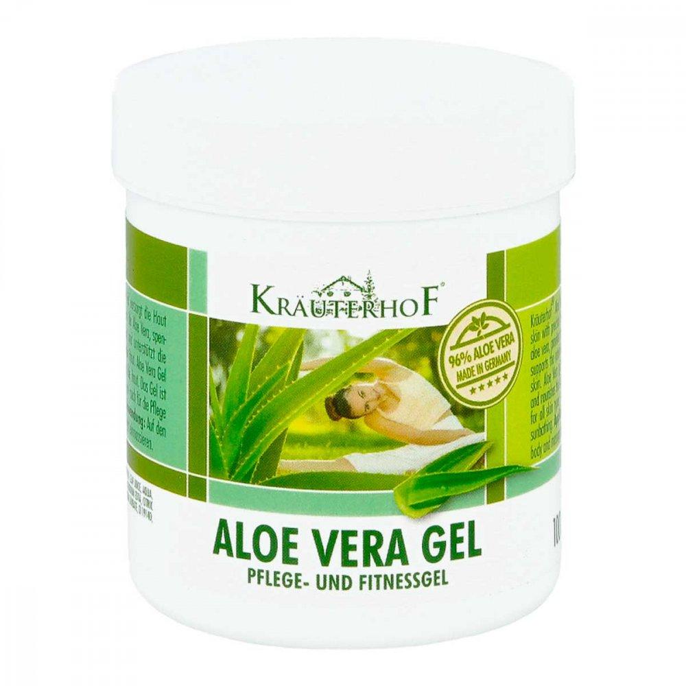 Axisis GmbH Aloe Vera Gel 96% Kräuterhof 100 ml 09230977