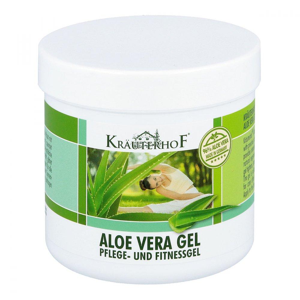 Axisis GmbH Aloe Vera Gel 96% Kräuterhof 250 ml 09230983