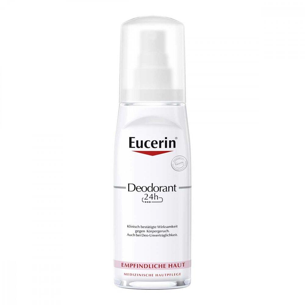 Beiersdorf AG Eucerin Eucerin Deodorant Spray 24 h 75 ml 09289462