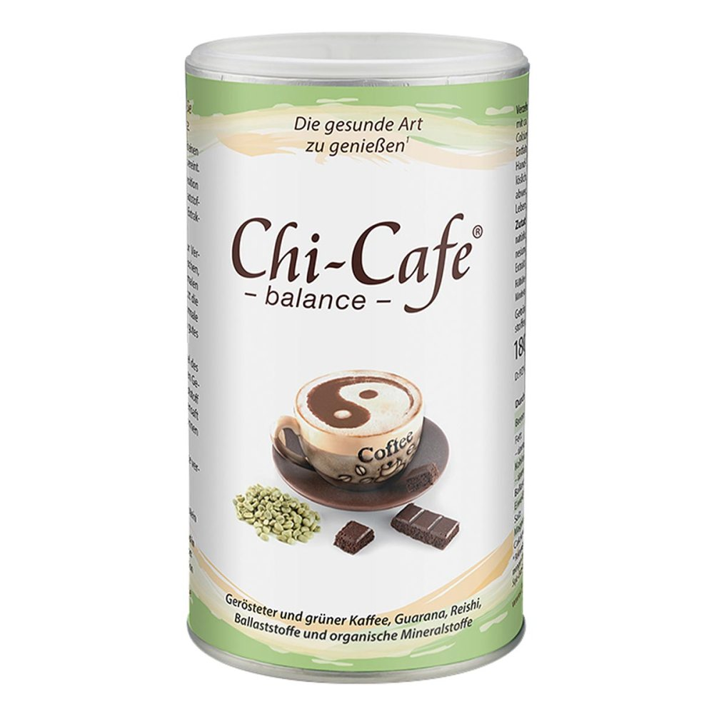 Dr.Jacobs Medical GmbH Chi-Cafe balance Kaffee Pulver 450 g 09332927