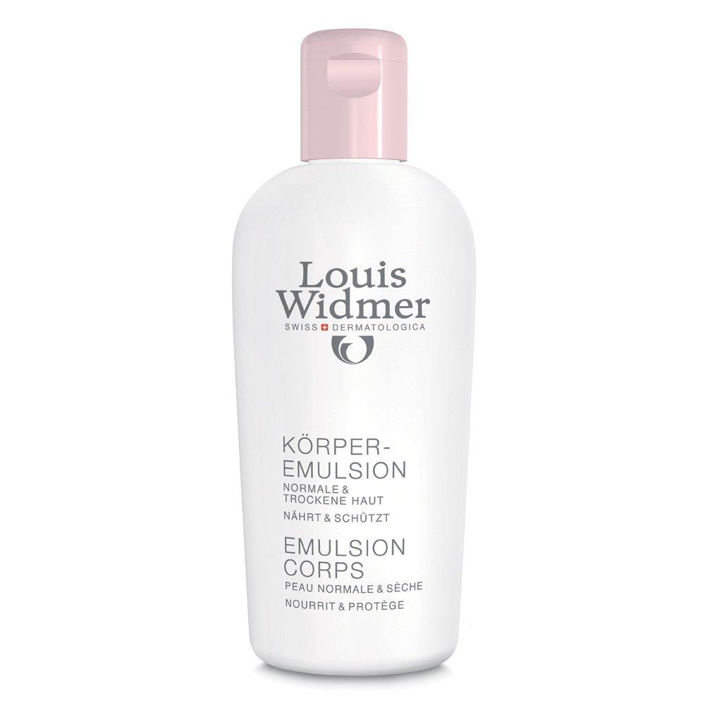 LOUIS WIDMER GmbH Widmer Körperemulsion leicht parfümiert 200 ml 09516030