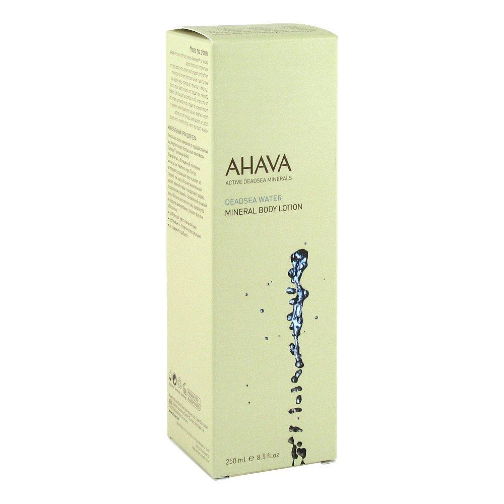 AHAVA Cosmetics GmbH Ahava Mineral body Lotion 250 ml 09527648
