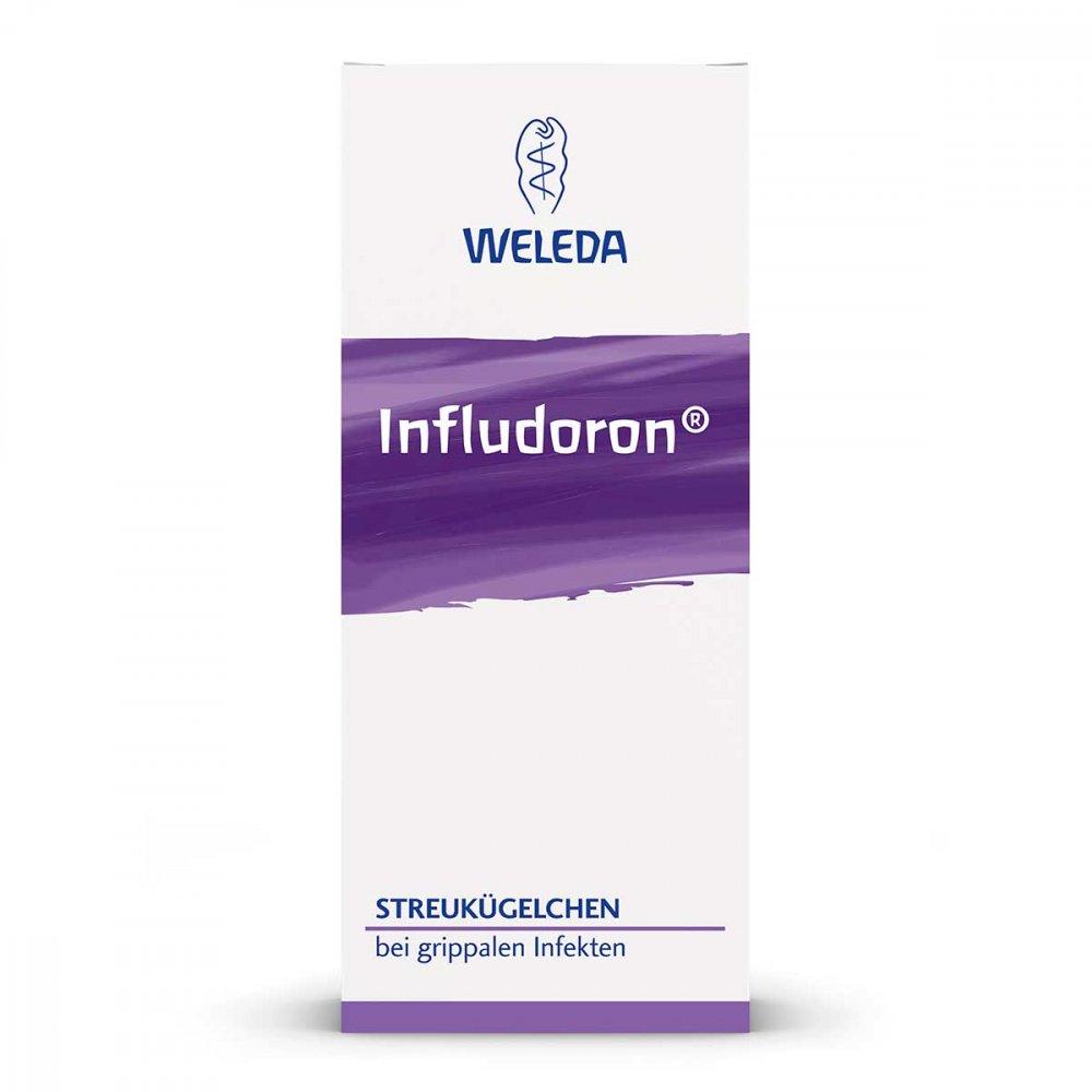 WELEDA AG Infludoron Streukügelchen 50 g 09647430