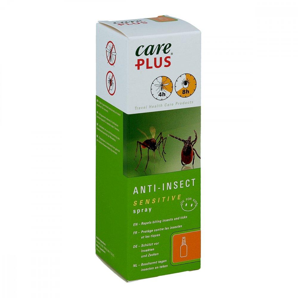 Tropenzorg B.V. Care Plus Anti Insect Sensitive Spray 60 ml 09715953
