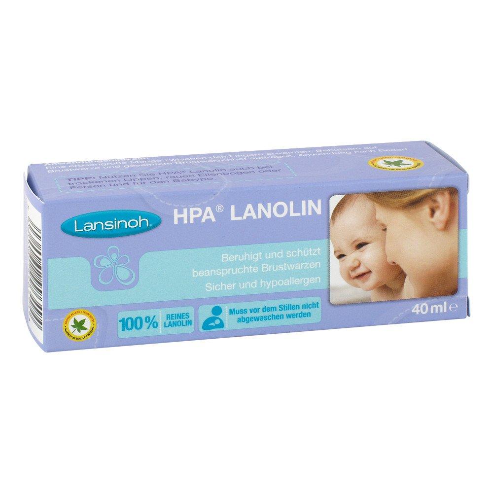 Lansinoh Laboratories Inc. Niede Lansinoh Hpa Lanolin 40 ml 09759382