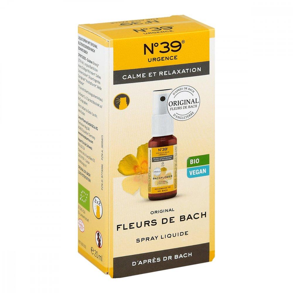 Lemon Pharma GmbH & Co. KG Bachblüten Notfall Nummer 3 9 Spray 20 ml 09773086