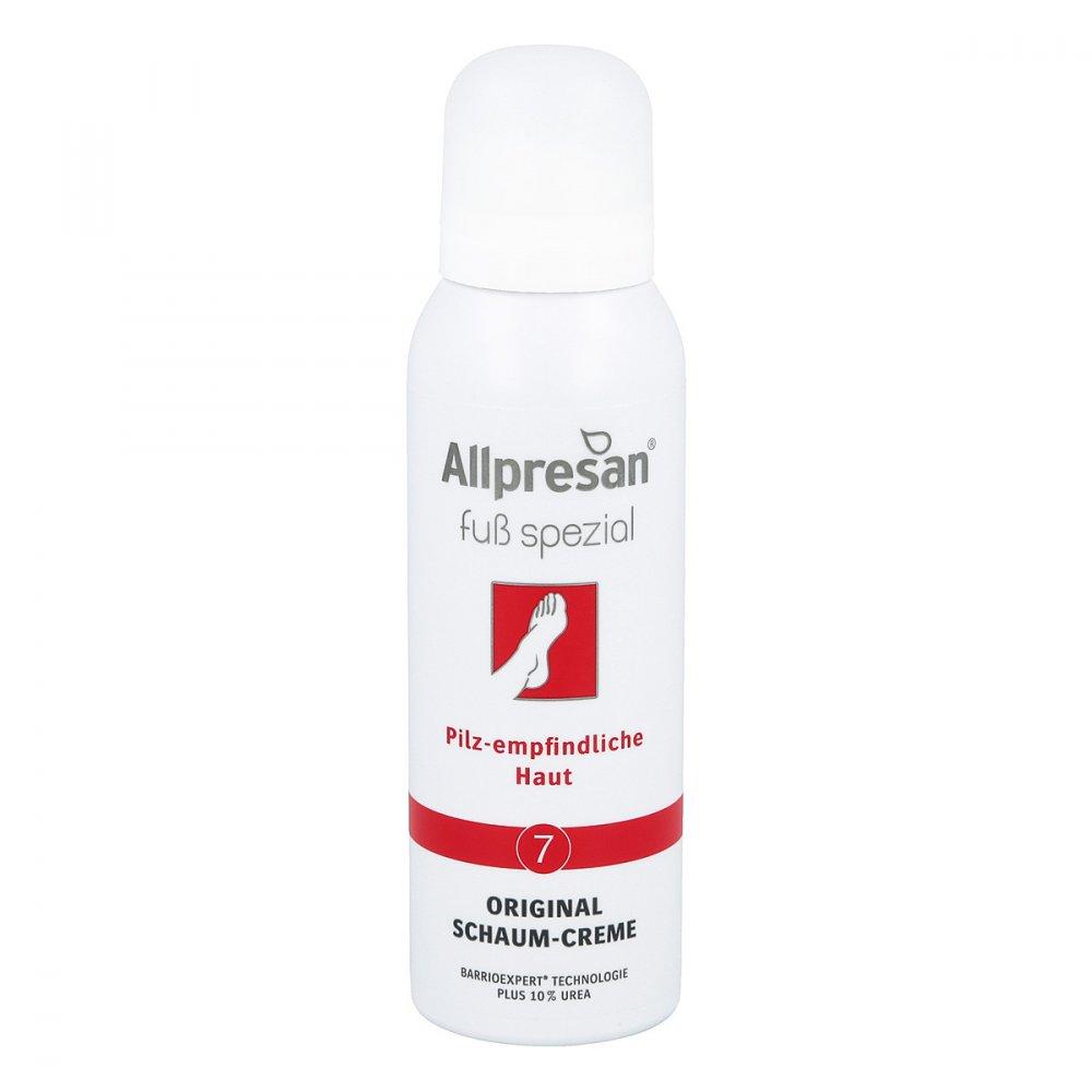 Neubourg Skin Care GmbH Allpresan Fuss spezial Nummer 7 Fusspilz 125 ml 09783021