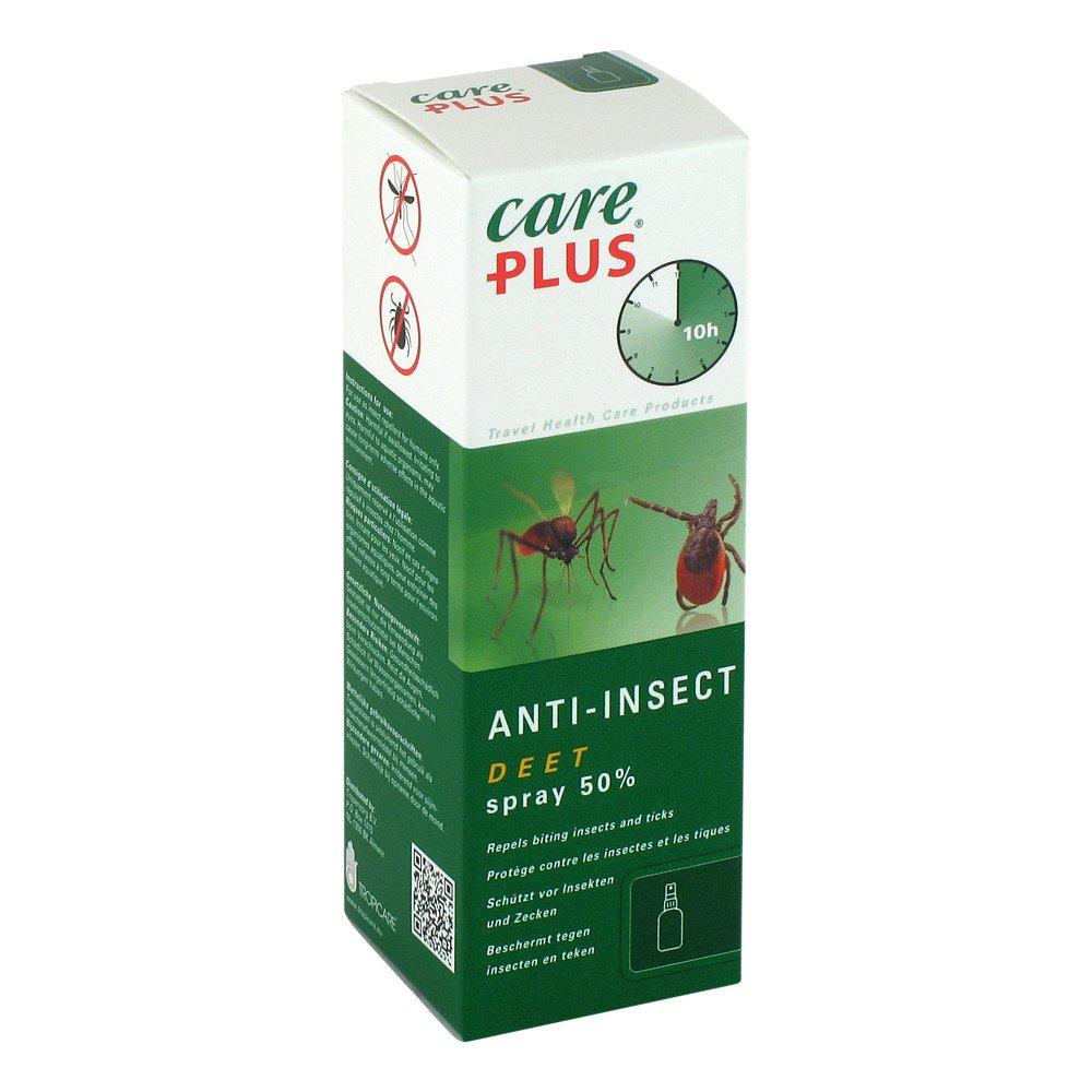 Tropenzorg B.V. Care Plus Anti Insect Deet Spray 50% 60 ml 09893761