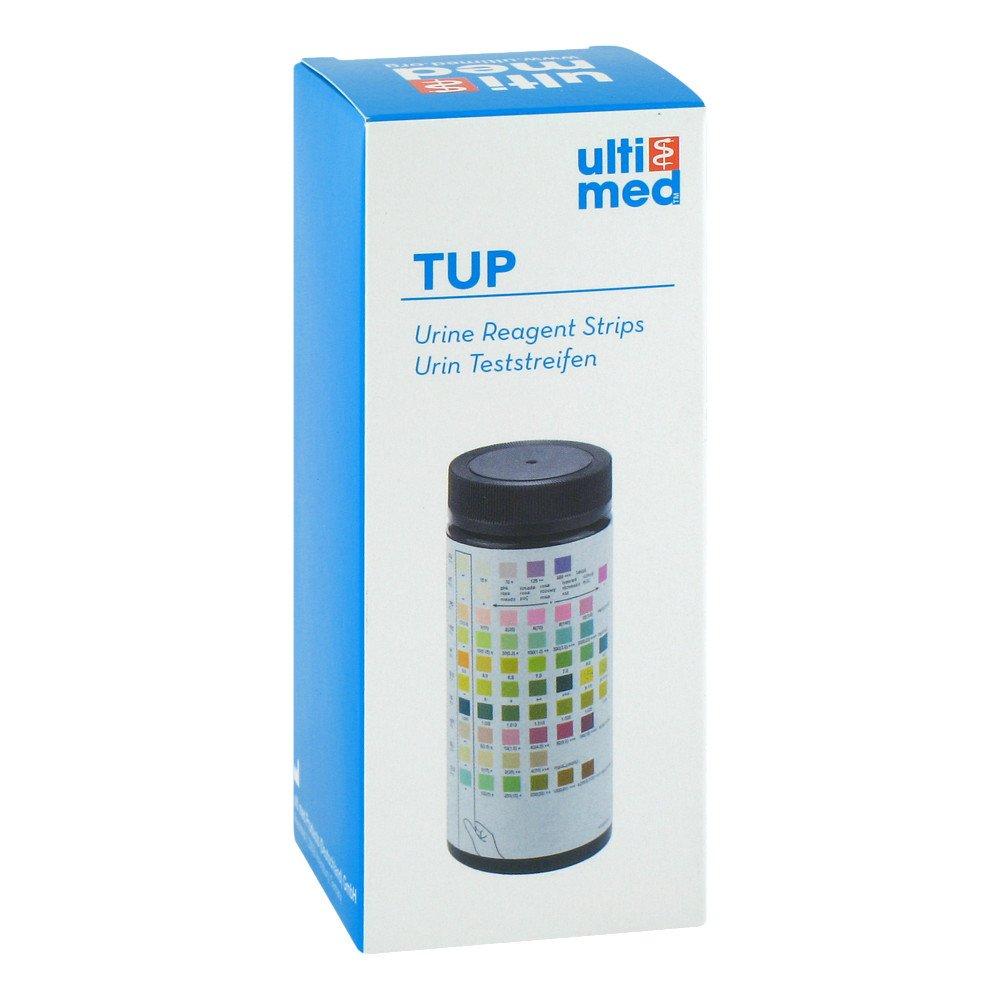 ULTI MED PRODUCTS GMBH Urinteststreifen 10 Parameter 100 stk 10040182