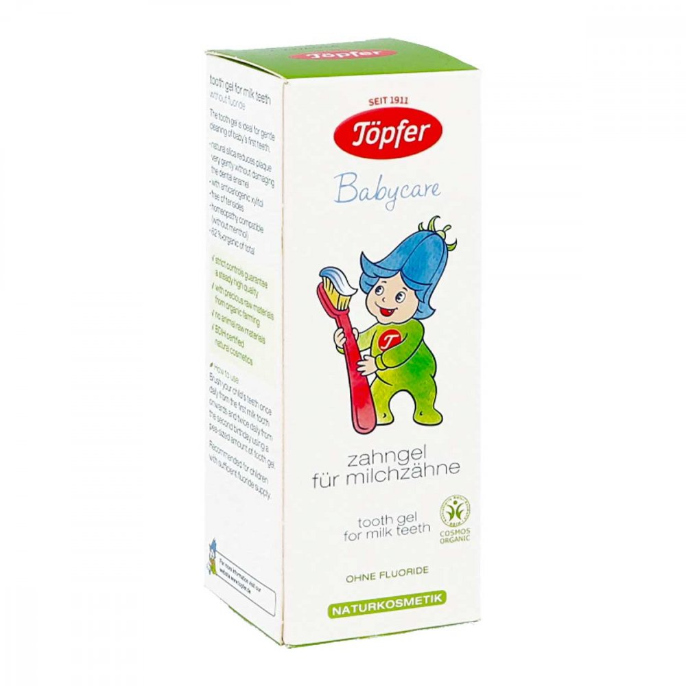 TÖPFER GmbH Töpfer Babycare Zahngel 50 ml 10072851
