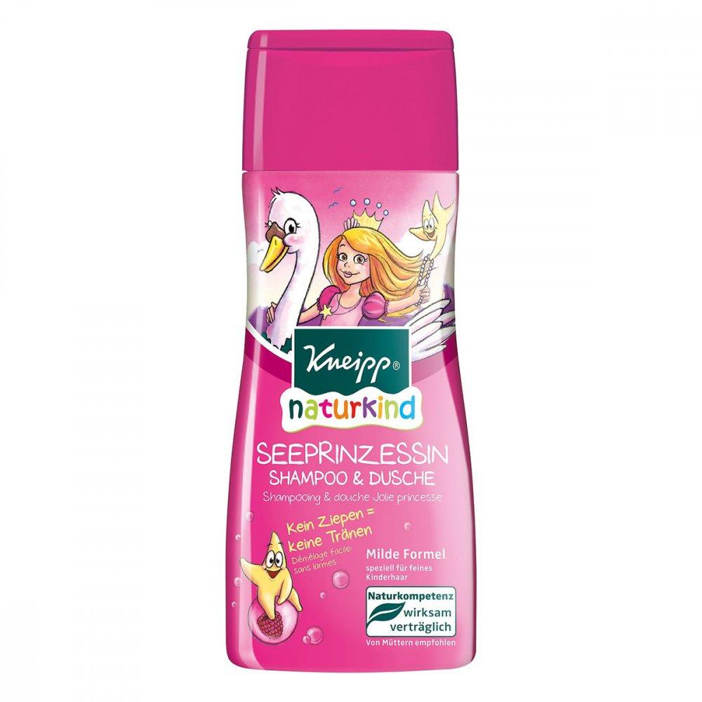 Kneipp GmbH Kneipp naturkind Seeprinzessin Shampoo & Dusche 200 ml 10325878