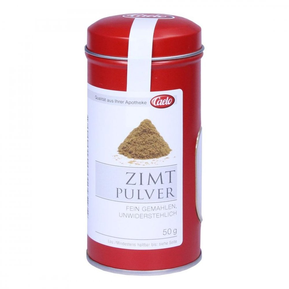 Caesar & Loretz GmbH Zimtpulver Caelo Hv-packung Blechdose 50 g 10549566