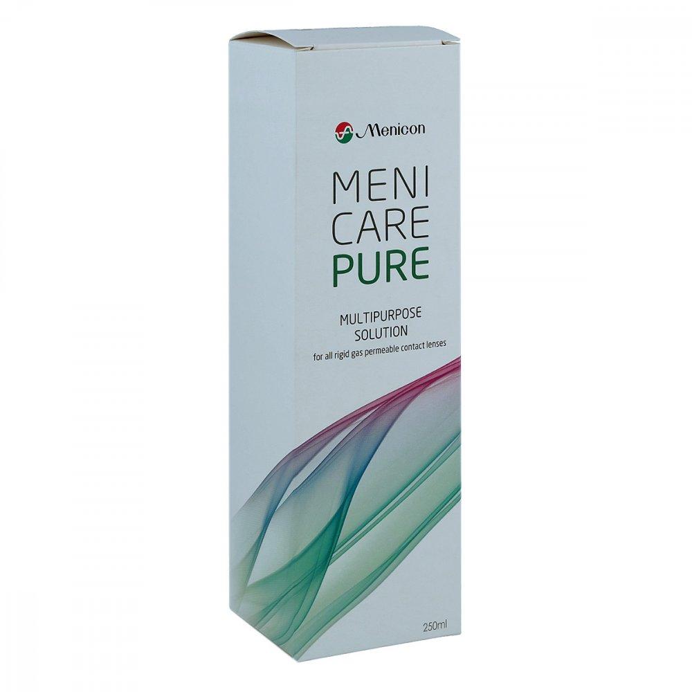 MENICON GmbH Meni Care Pure Lösung für harte Kontaktlinsen 250 ml 10553243