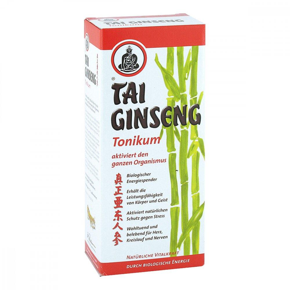 Dr.Poehlmann & Co.GmbH Tai Ginseng Tonikum 500 ml 10961485