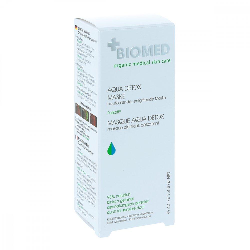 Herba Anima GmbH Biomed Pure Entgiftung Maske 40 ml 10988900