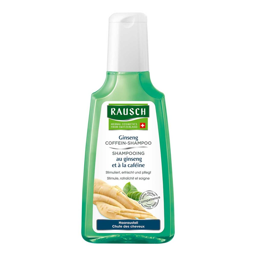 RAUSCH (Deutschland) GmbH Rausch Ginseng Coffein Shampoo 200 ml 11141531
