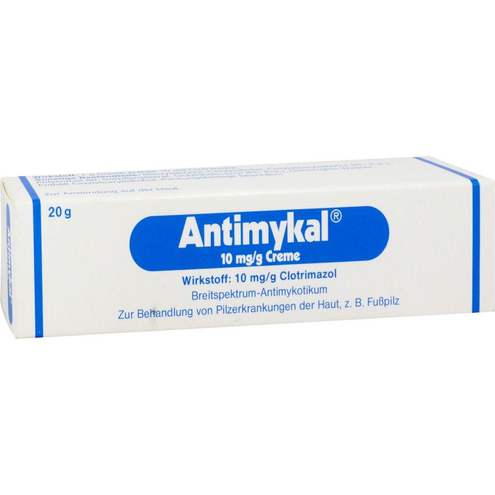 ROBUGEN GmbH Pharmazeutische Fab Antimykal 10 mg/g Creme 20 g 11510394