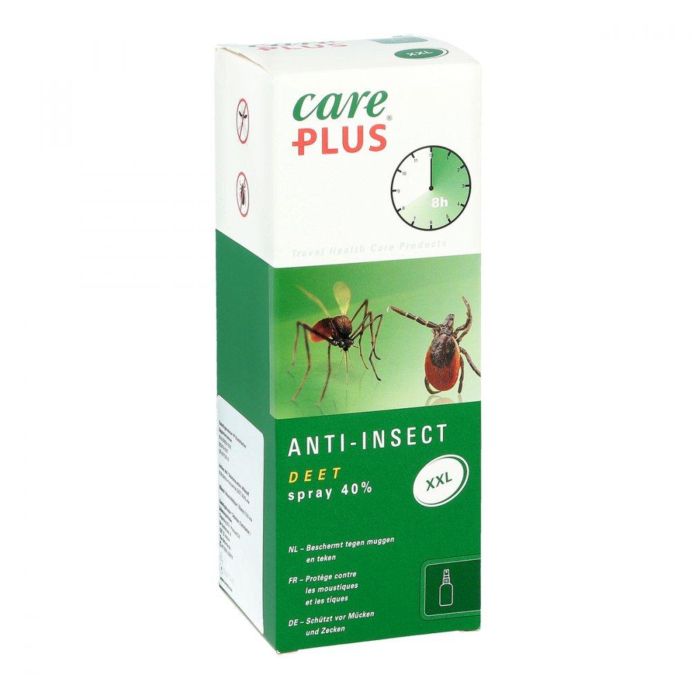Tropenzorg B.V. Care Plus Anti-insect Deet 40% Xxl Spray 200 ml 11542945