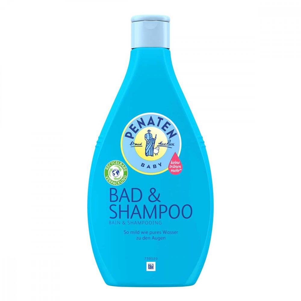 Johnson & Johnson GmbH Penaten Bad & Shampoo 400 ml 11542968