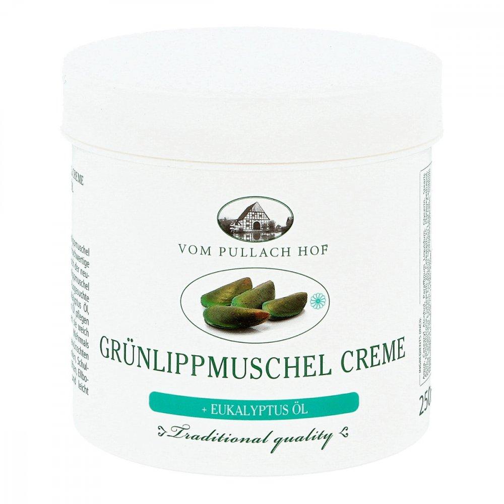 Axisis GmbH Grünlippmuschel Creme 250 ml 11611830