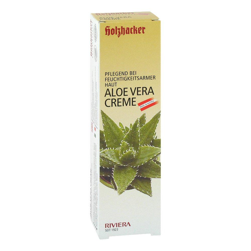 Hager Pharma GmbH Riviera Holzhacker Aloe Vera Creme parabenfrei 75 ml 11615348