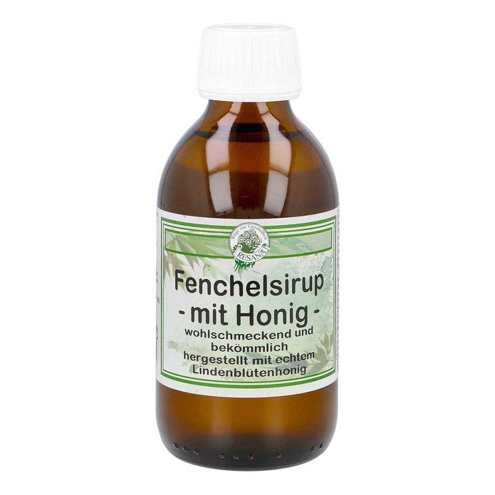 Resana GmbH Fenchelsirup mit Honig 200 ml 12341019