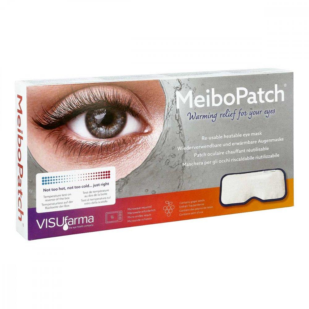 VISUfarma B.V. Meibopatch Augenmaske erwärmbar 1 stk 12342941