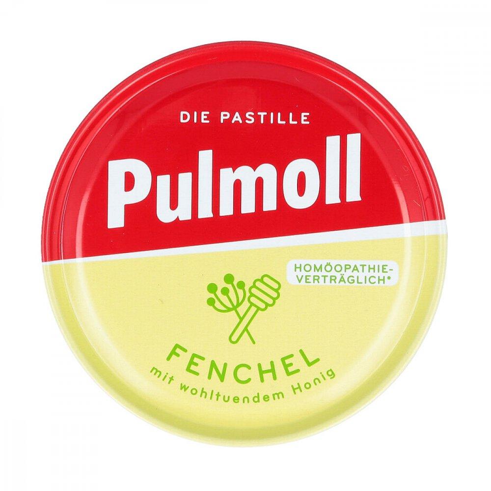 sanotact GmbH Pulmoll Fenchel-honig Bonbons 75 g 12416852