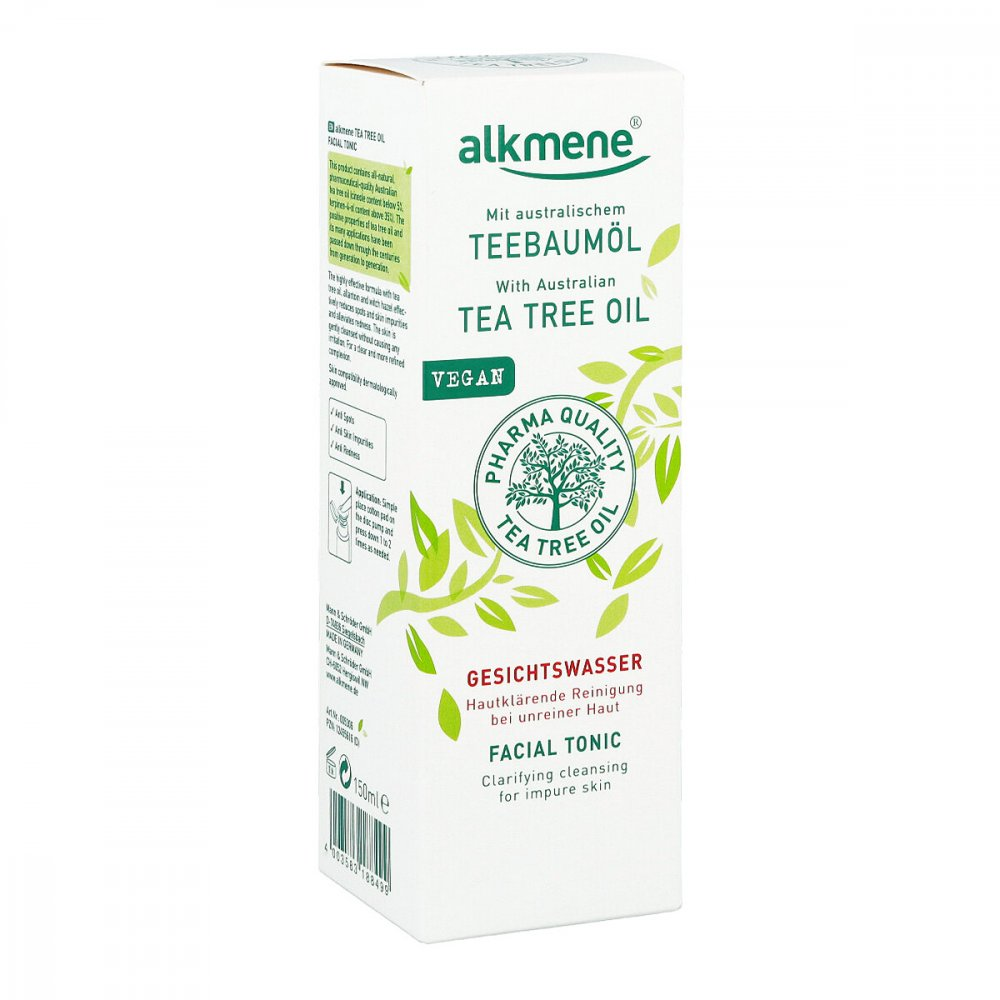 Alkmene Teebaum Gesichtswasser 150 ml 12455616