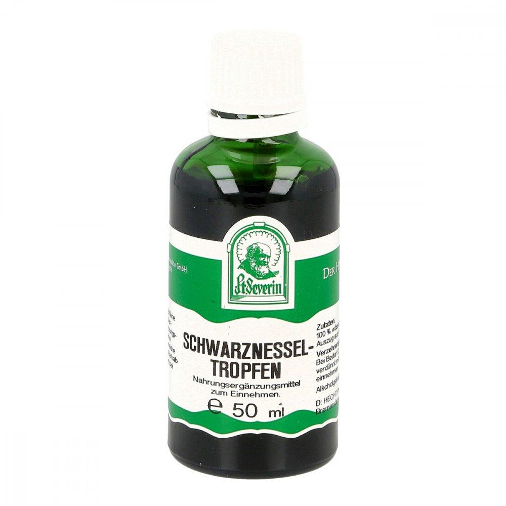 Hecht-Pharma GmbH Schwarznesseltropfen 50 ml 12495739