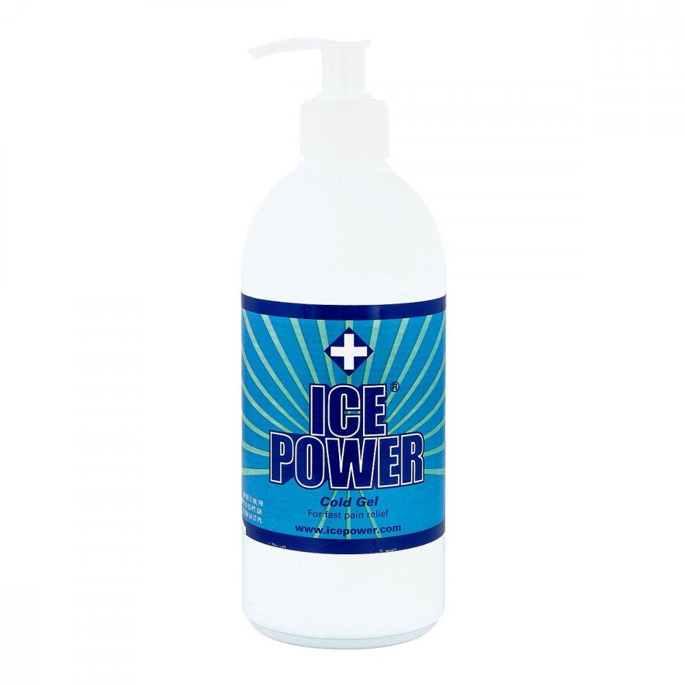 APO Team GmbH Ice Power Cold Gel Pumpflasche 400 ml 12505047