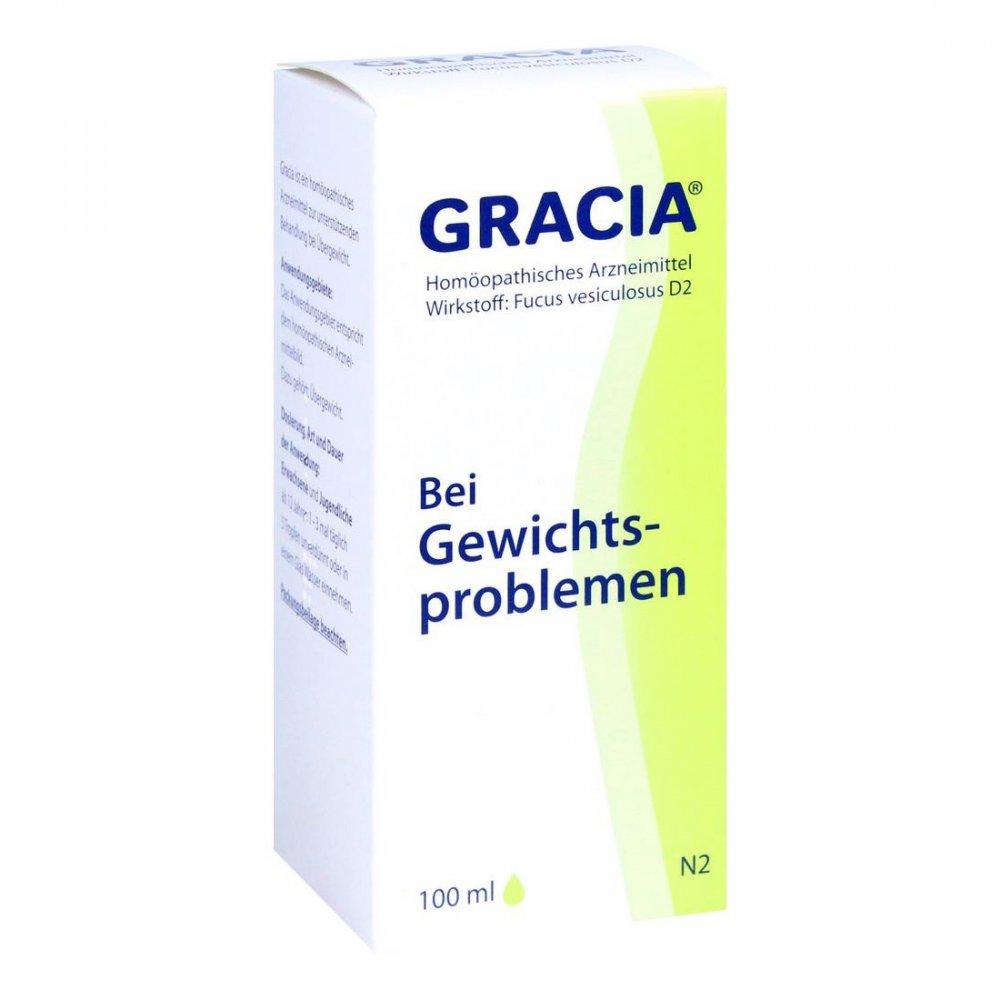 gracia zum abnehmen