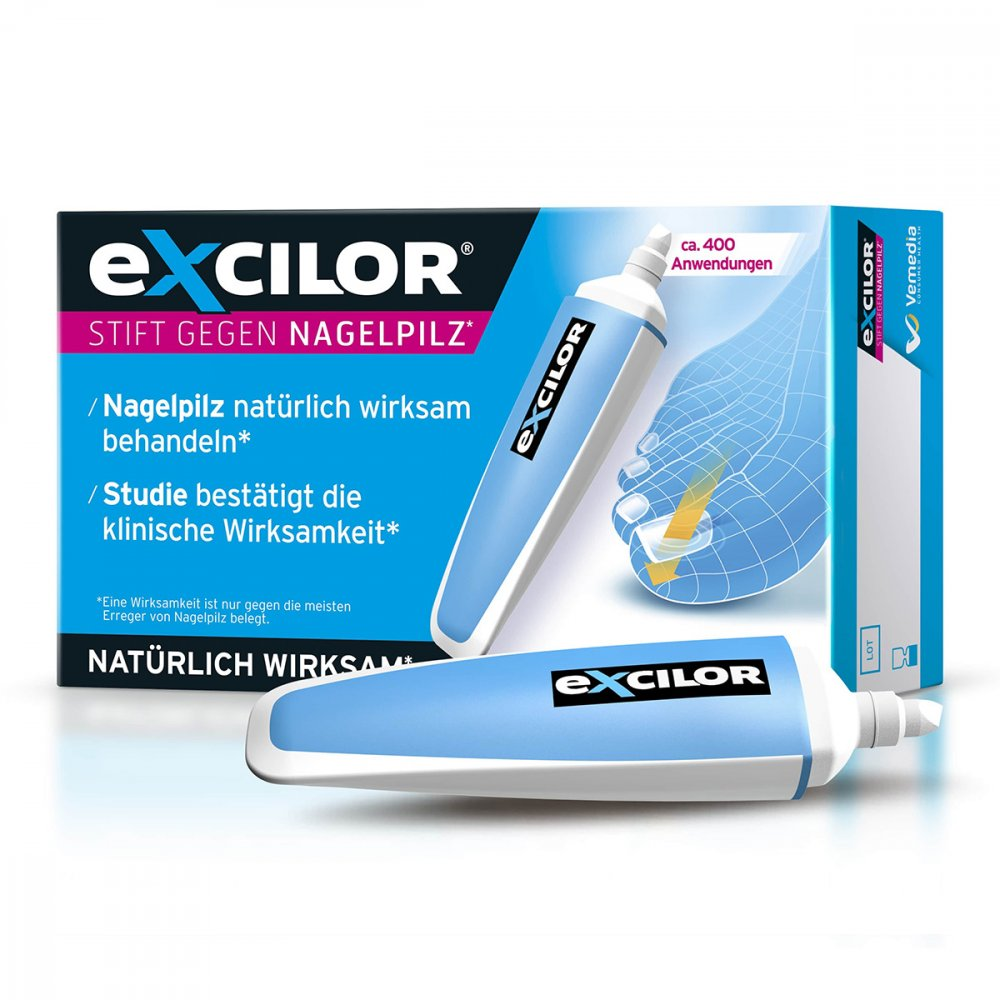 Excilor Stift gegen Nagelpilz 1 stk 12584779