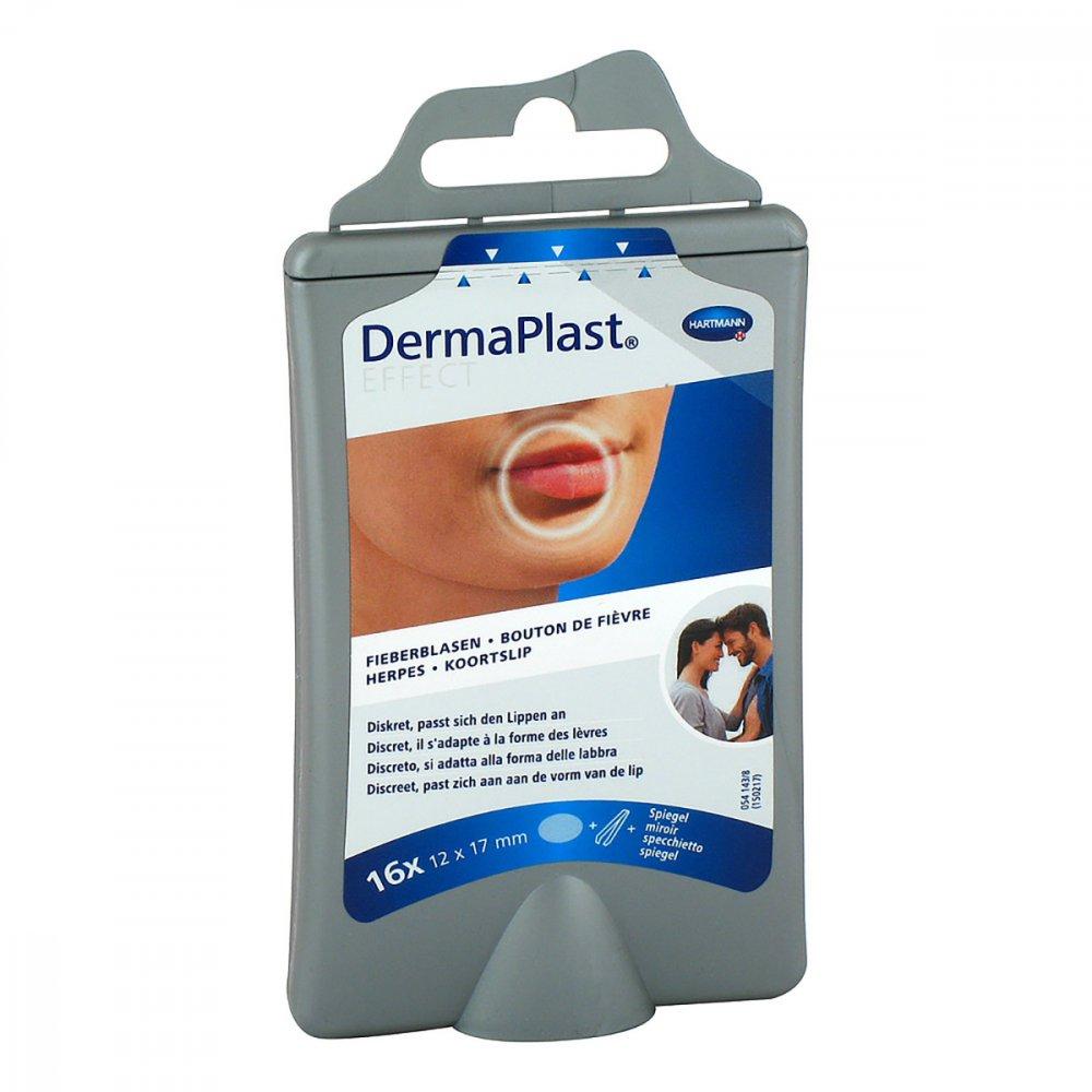 PAUL HARTMANN AG Dermaplast Effect Fieberblasen Pflaster 16 stk 12654327