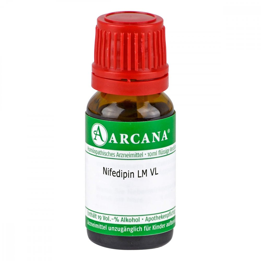 ARCANA Dr. Sewerin GmbH & Co.KG Nifedipin Lm 45 Dilution 10 ml 12969781