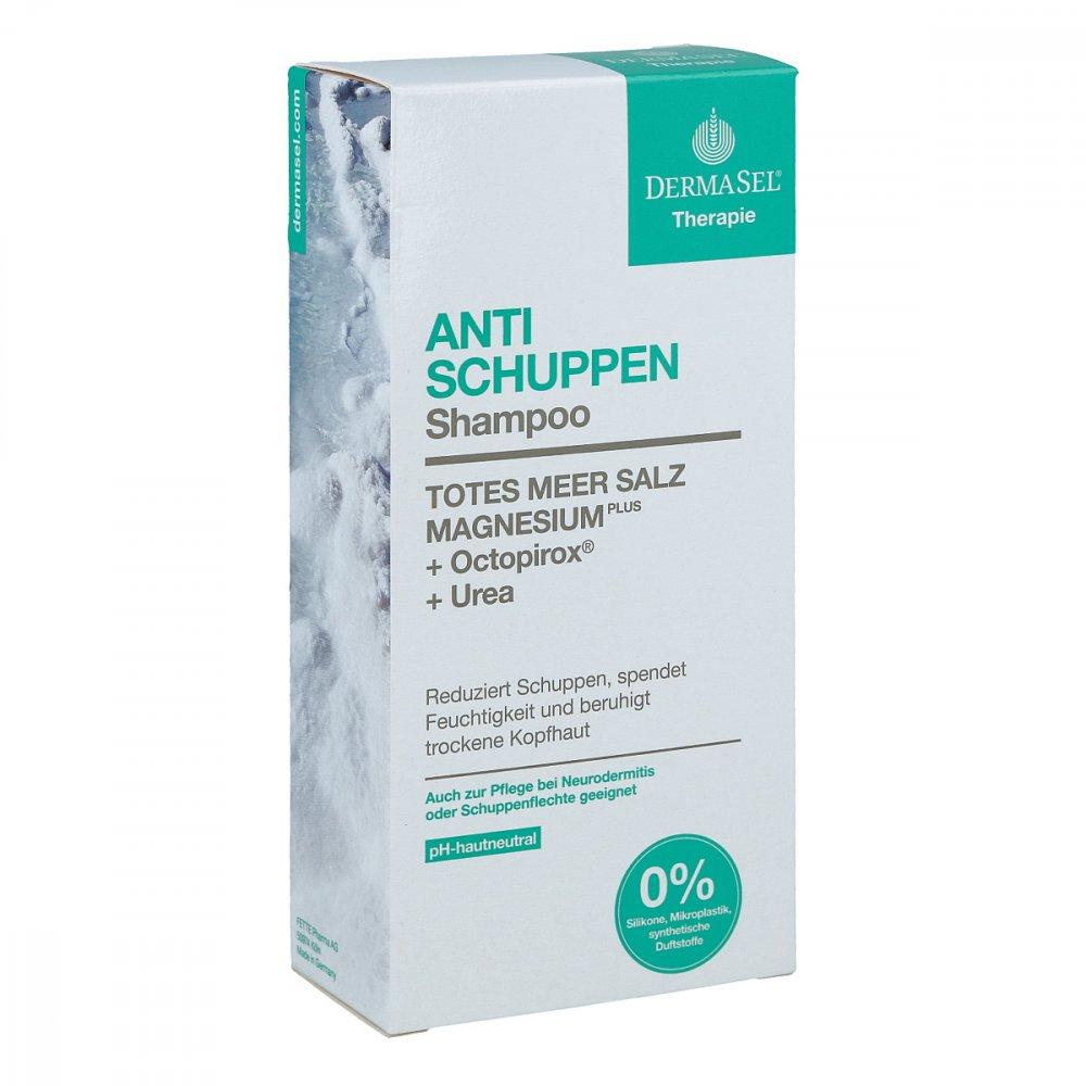 Fette Pharma GmbH Dermasel Shampoo Anti-schuppen 250 ml 13058892