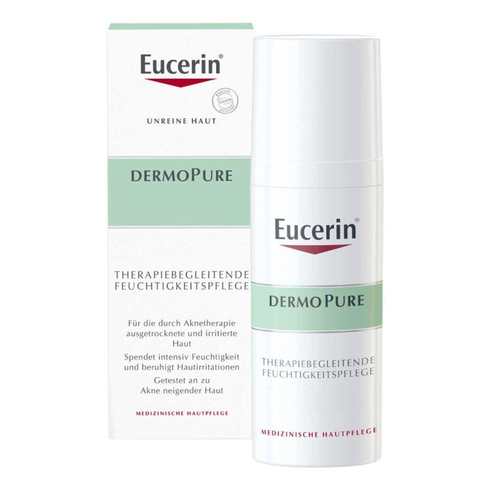 Beiersdorf AG Eucerin Eucerin Dermopure therapiebegl.Feuchtigkeitspflege 50 ml 13235704