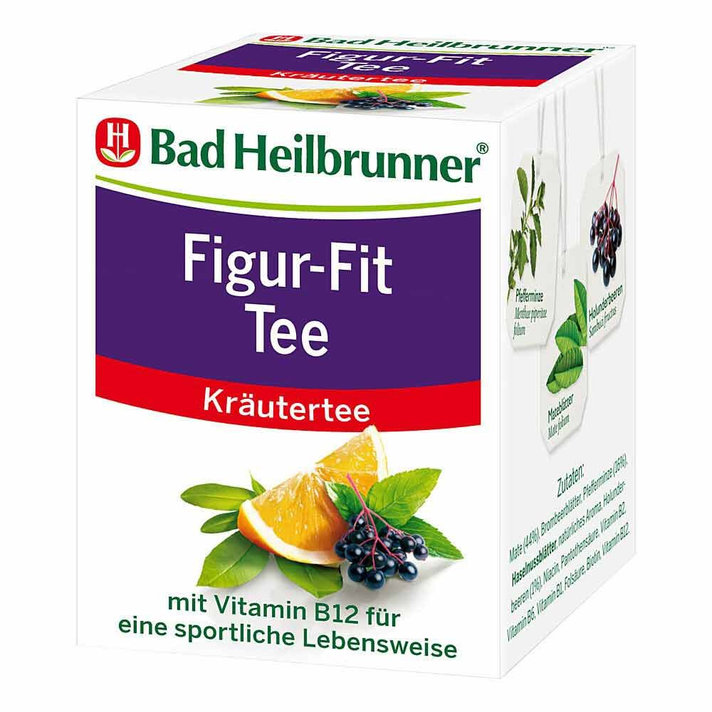 Bad Heilbrunner Naturheilm.GmbH& Bad Heilbrunner Figur-fit Tee Filterbeutel 8X2.0 g 13912205