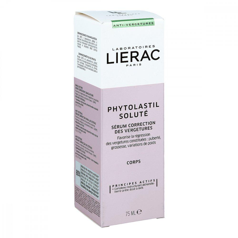 Ales Groupe Cosmetic Deutschland LIERAC PHYTOLASTIL Konzentrat Dehnungsstreifen 75 ml 14005828