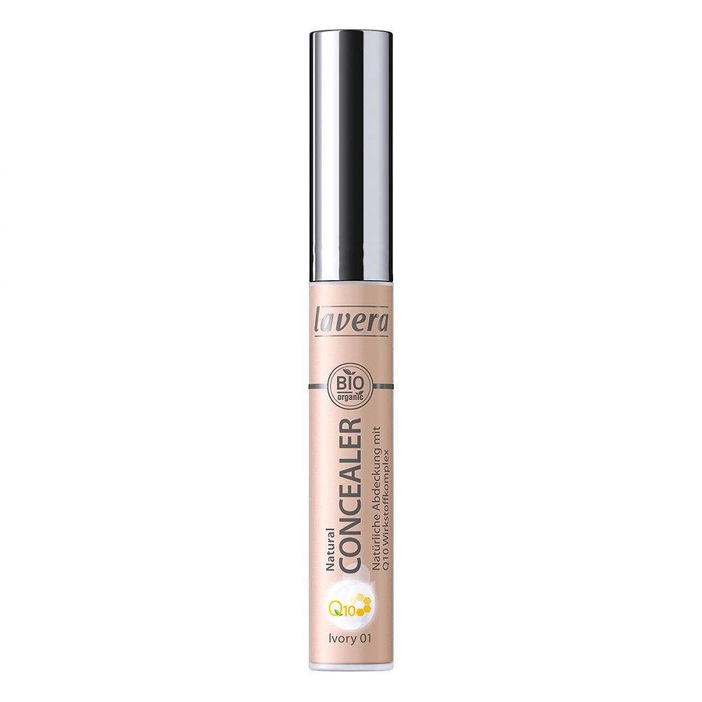 LAVERANA GMBH & Co. KG Lavera Natural Concealer Q10 Creme 01 ivory 5.5 ml 14056300
