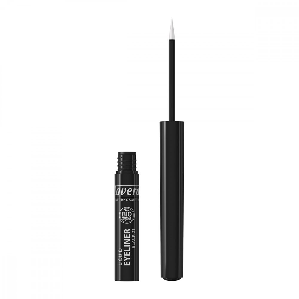 LAVERANA GMBH & Co. KG Lavera Liquid Eyeliner 01 black 2.8 ml 14307601