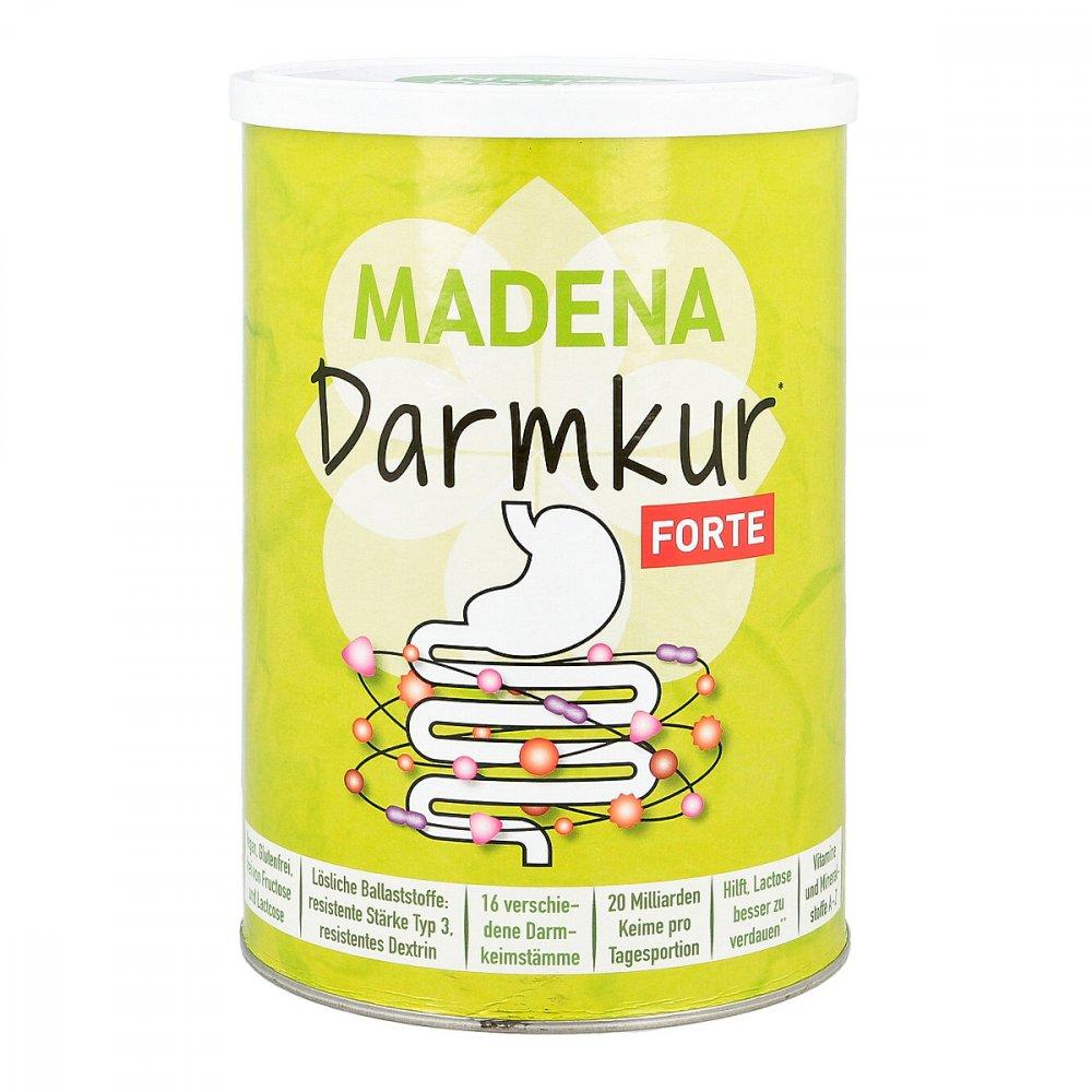 MADENA GmbH & Co.KG Madena Darmkur forte Pulver 600 g 14362511
